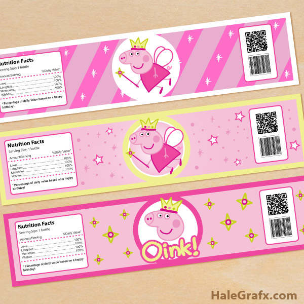 peppa-pig-bottle-labels