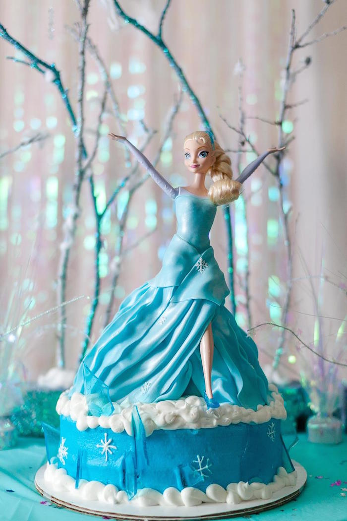 Frozen-Birthday-Party-via-Karas-Party-Ideas-KarasPartyIdeas.com10