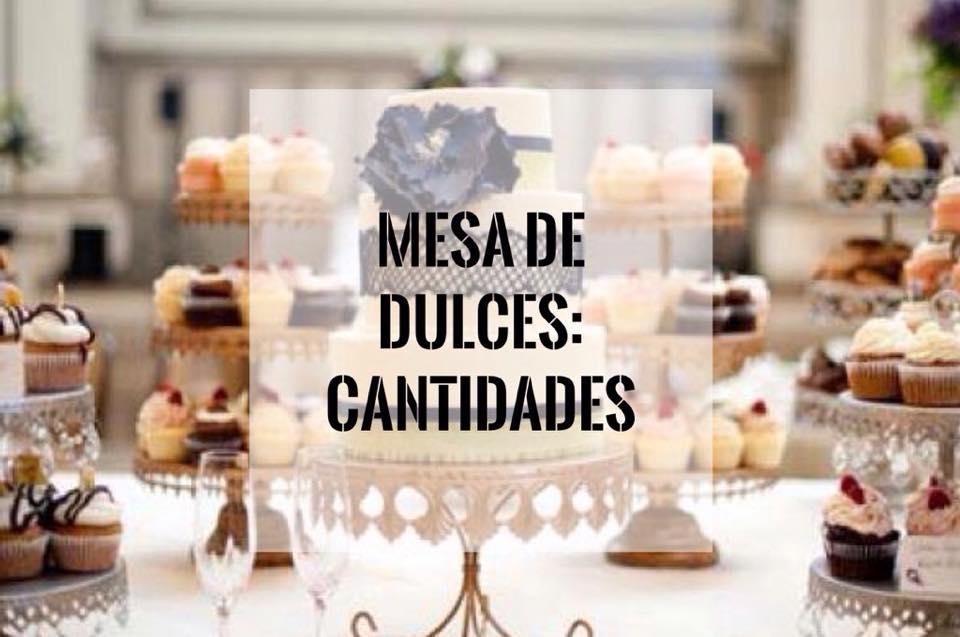 Mesas dulces para bodas top mesa dulce para la boda de for Dulce boda