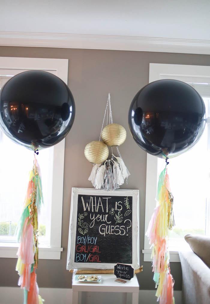 Boho-Inspired-Twins-Gender-Reveal-Party-via-Karas-Party-Ideas-KarasPartyIdeas.com4_