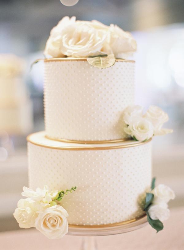 elegant-white-wedding-cakes-with-a-hint-of-metallic-gold