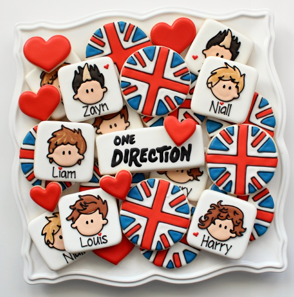 One-Direction-Cookies