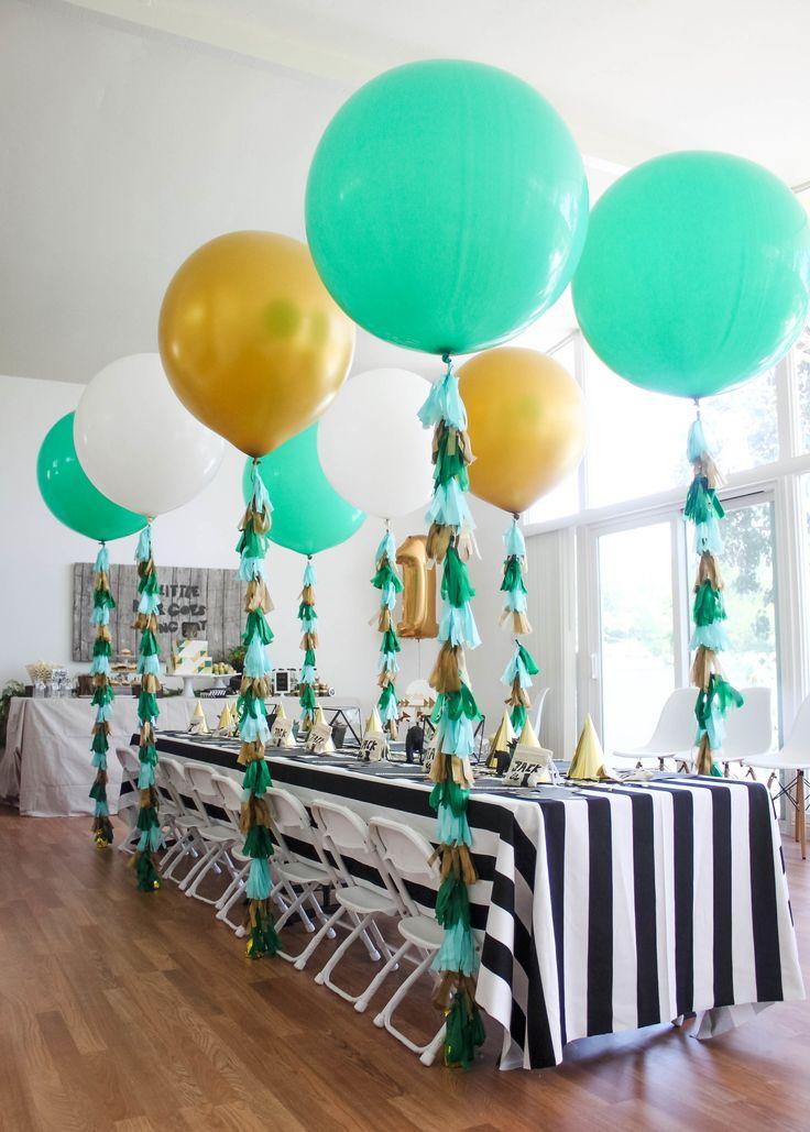 Tendencias para fiestas de ni os luz angela - Ultimas tendencias decoracion ...