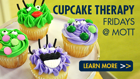 cupcake therapy promo