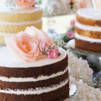 TODO SOBRE: NAKED CAKES Y LA NUEVA SEMI NAKED CAKE CON TUTORIAL DE CHRISTINA TOSI