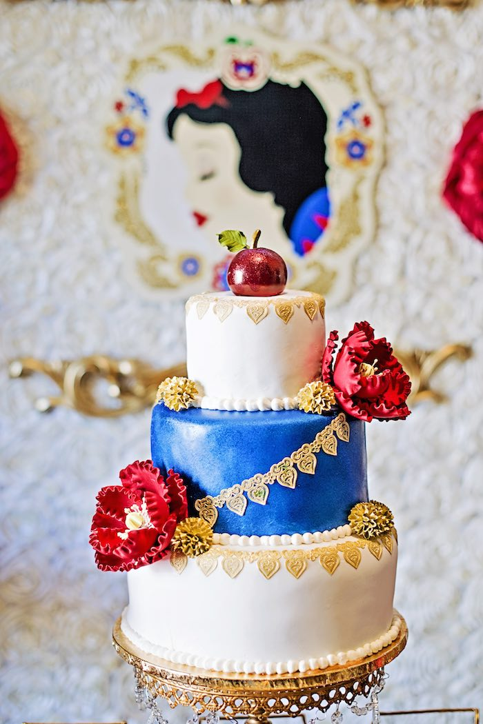 Princess-Snow-White-Birthday-Party-via-Karas-Party-Ideas-KarasPartyIdeas.com7_