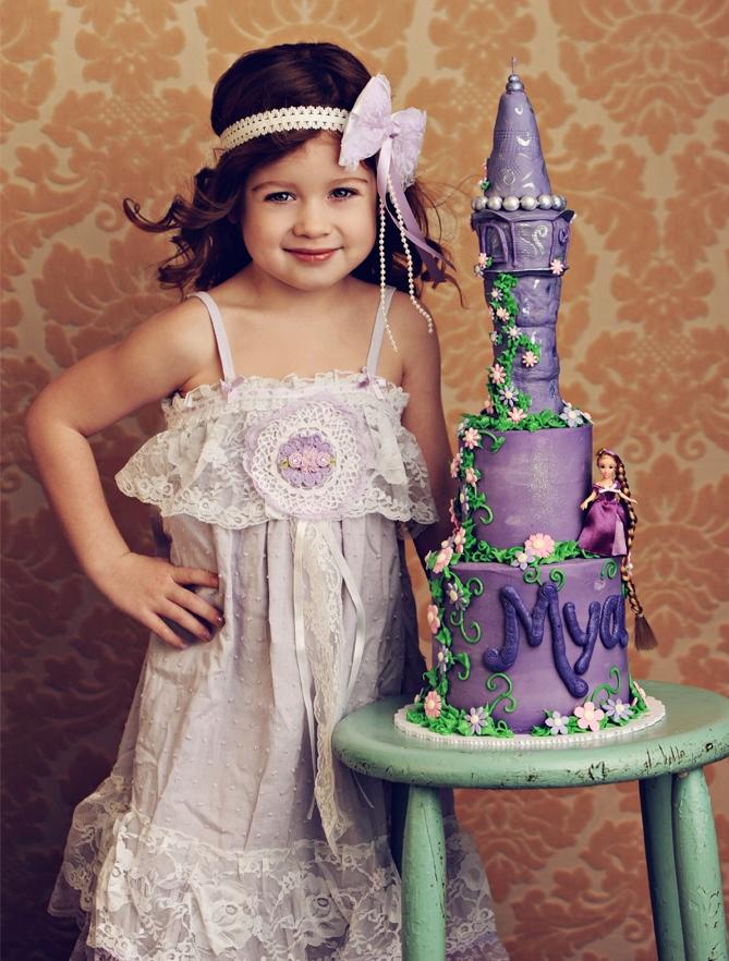 Tangled-Birthday-Cakes-for-Girls