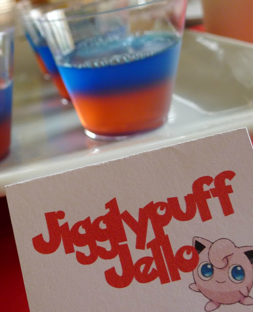 Food Jigglypuff Jello