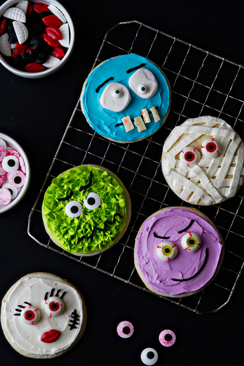 halloweenmonstercookies